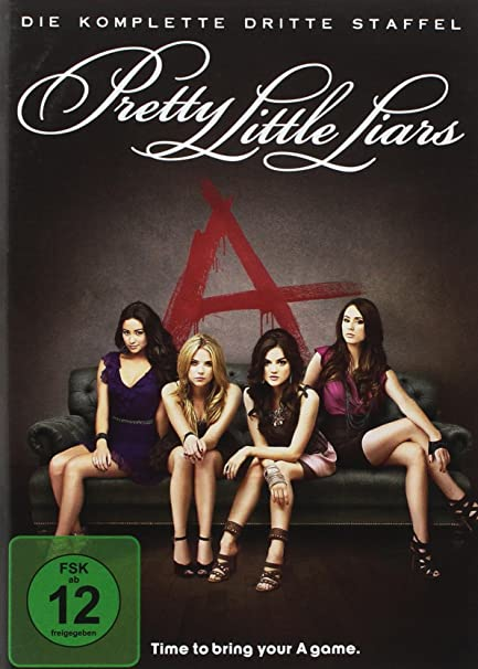 Pretty little liars staffel 4 deutsch dvd