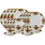 Royal Albert Old Country Roses Service 20pièces Multicolore
