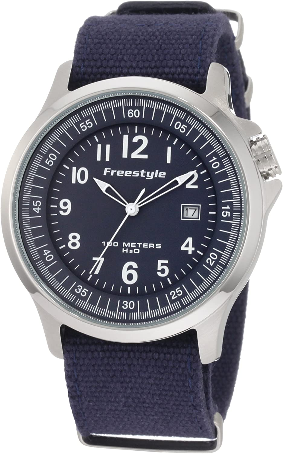 Freestyle Men's FS84992 Ranger Field Case Watch