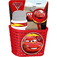 Stamp SAS Cars Combo Basket, Drinking Bottle and