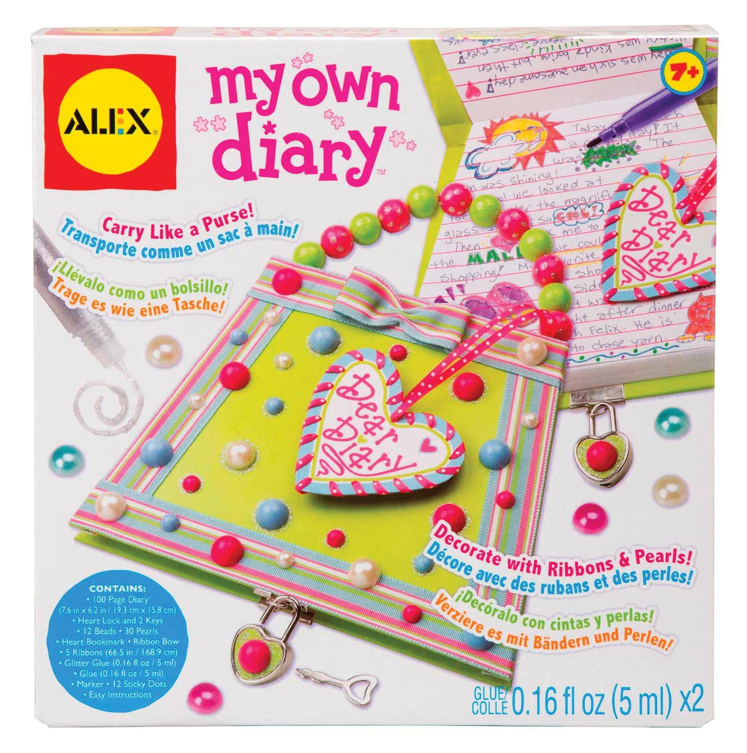 ALEX Toys - Craft My Own Diary 74W