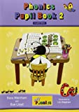 Jolly Phonics Pupil Book 2 in Print Letters (Pupil Book Colour)