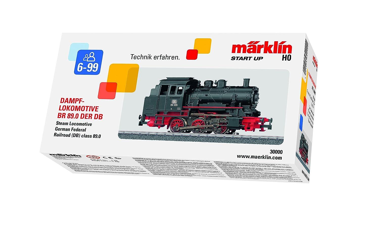 Dampflokomotive BR 89.0 DB, Ep.III Bild