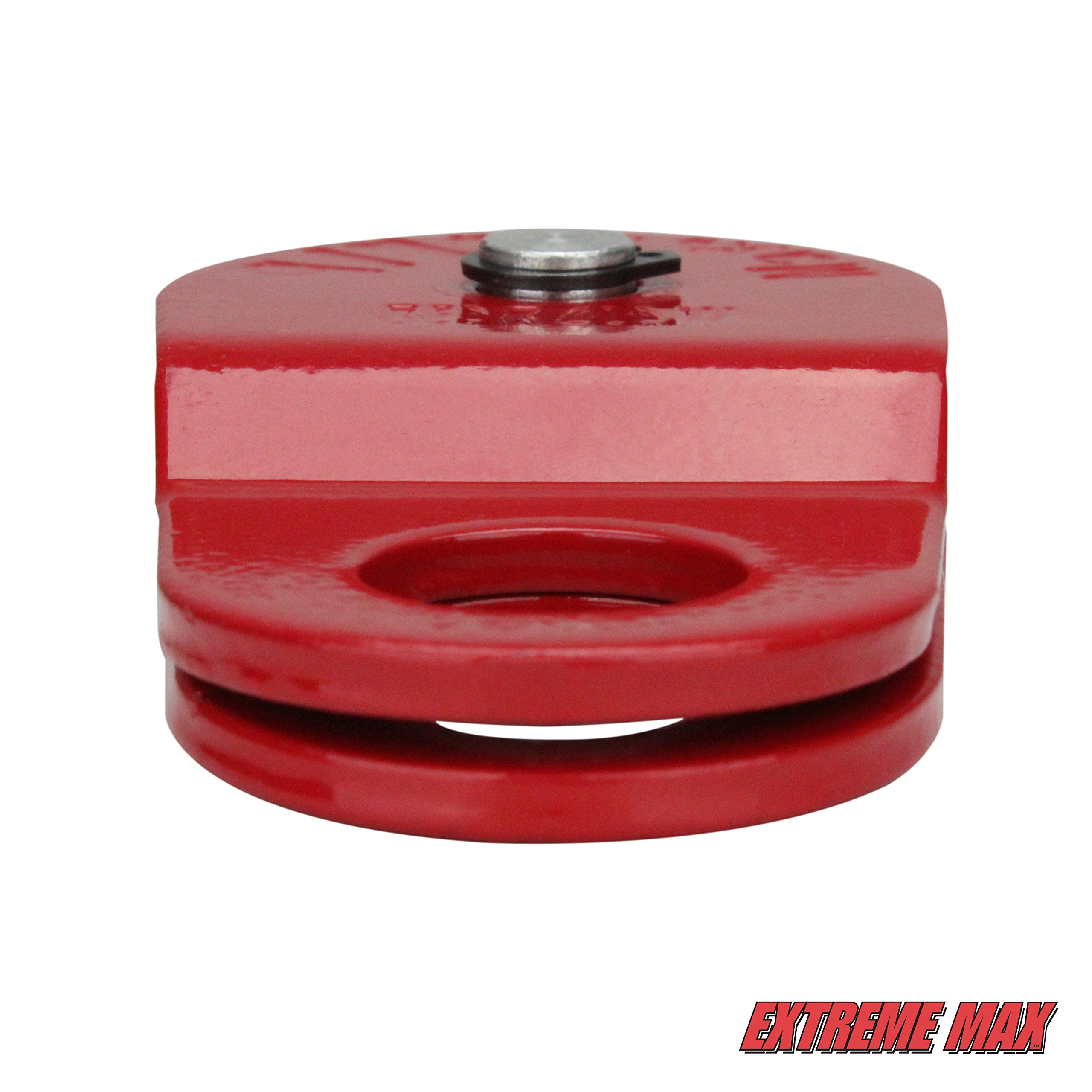 Extreme Max 5600.3093 Compact Heavy-Duty ATV Snatch Block by Extreme Max (Image #10)