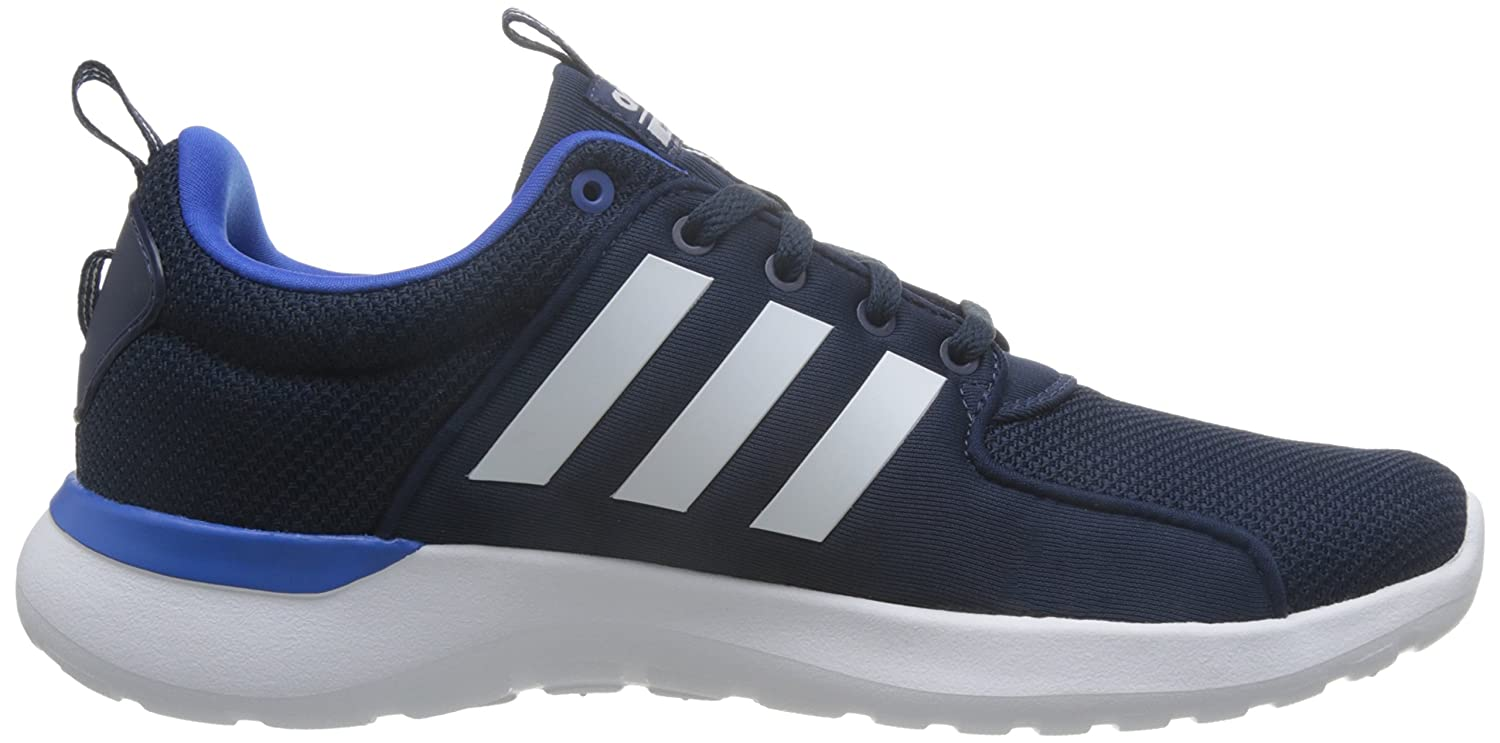 Amazon.com | adidas Men Shoes Running Cloudfoam Lite Racer BB9821 (US 12) Navy Blue | Road Running