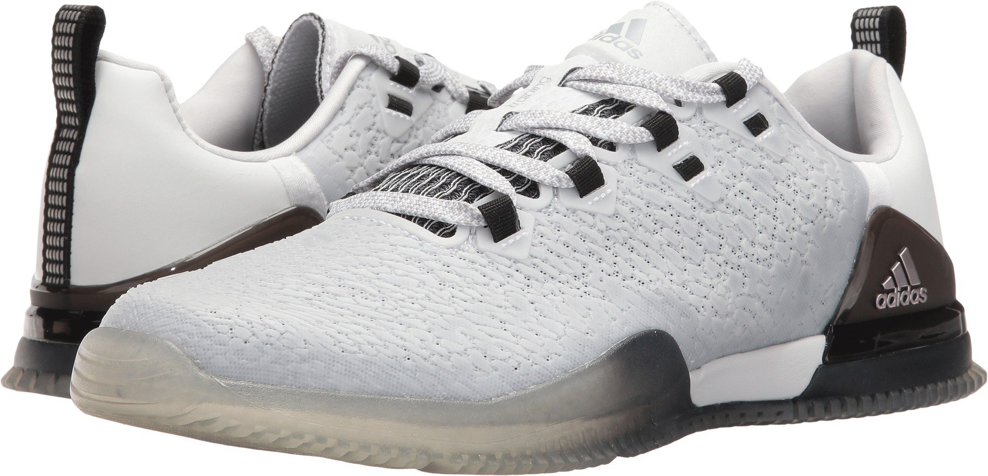 adidas Women's Shoes | Crazypower TR Cross-Trainer, White/Vapour Grey/Clear Grey, (9 M US)