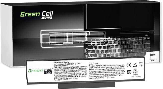 Green Cell® Laptop Batería para ASUS X77VN de ty027 V: Amazon ...
