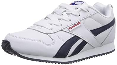 ae5113f96be Reebok Boys  Royal Classic Jogger Trainers  Amazon.co.uk  Shoes   Bags