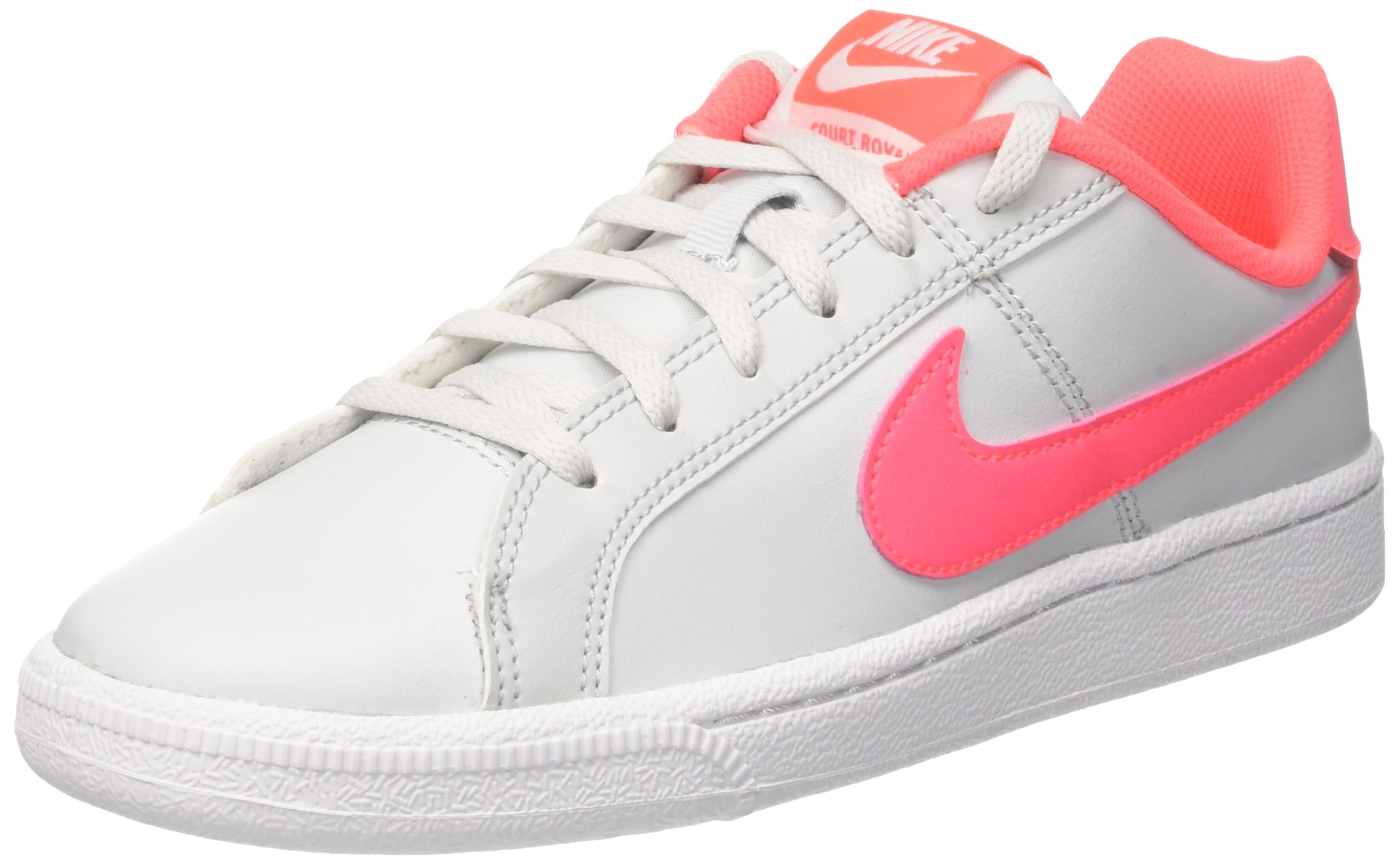 Nike - Court Royale GS - 833654005 - Color: White - Size: 4.5