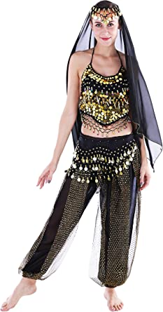 hand made Belly Skirts Dancing Wear Dress for KID Children Girl 3 colors  chose