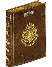 Diario 16 mesi cm 13x17,7 cartonato datato - Harry Potter scuola 2019 marrone