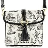 Disney Dooney And Bourke Pirates Of The Carribean Crossbody Purse