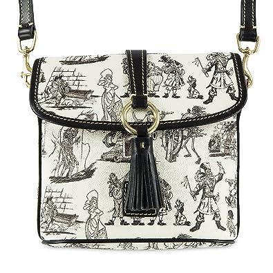 346757208901 Disney Dooney And Bourke Pirates Of The Carribean Crossbody Purse  Handbags   Amazon.com