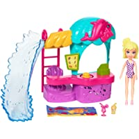 Polly Pocket Playset Parque Acuático de Diversiones