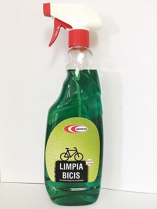 Limpia Bicicletas – Limpiador Bici Desengrasante y Abrillantador ...