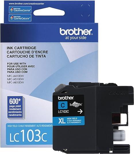 Brother B-LC103C (Single Cartridge)