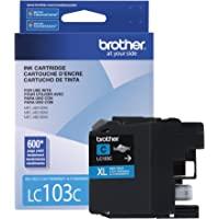 Brother LC103CS Cyan Ink CartridgeHigh Yield LC103CS
