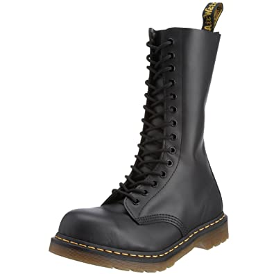 Dr Martens Mens Black Boot Boots 1940 Fine Haircell