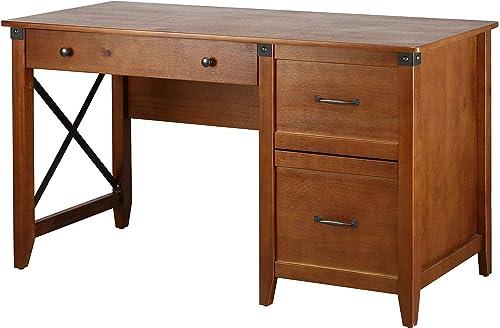 Amazon Brand Ravenna Home Solid Pine Writing Desk