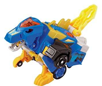 VTech Switch & Go Dinos Turbo Cruz la Spinosaurus