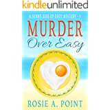 Murder Over Easy (A Sunny Side Up Cozy Mystery Book 1)
