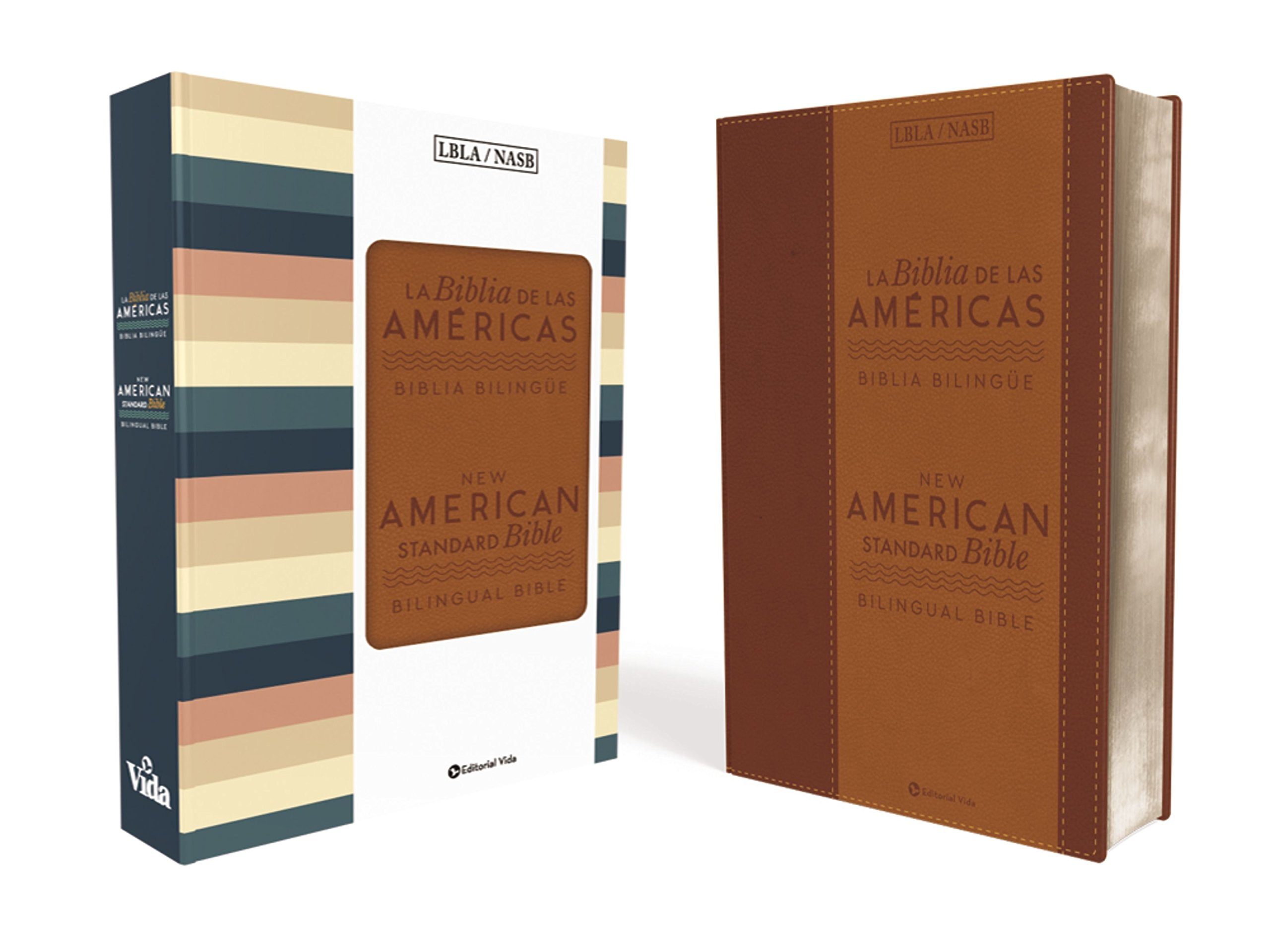 La Biblia de las Américas / New American Standard Bible - Biblia Bilingüe (Spanish Edition) PDF