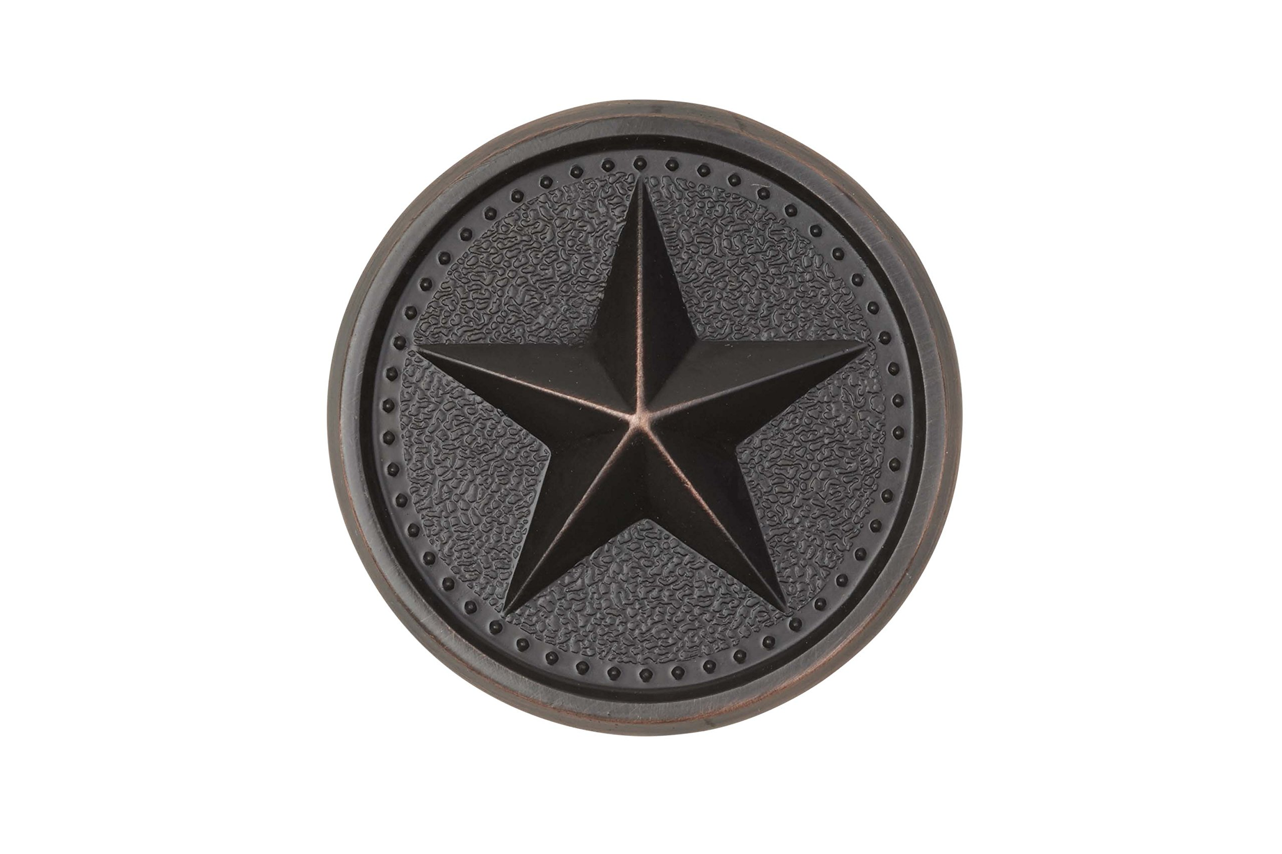Architectural Mailboxes 3640ORB Aluminum Oil Rubbed Bronze Star Emblem