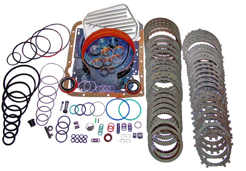 4L60E 4L65E 4L60-E Master Overhaul Rebuild Kit With All Alto HEG Heavy Duty Frictions