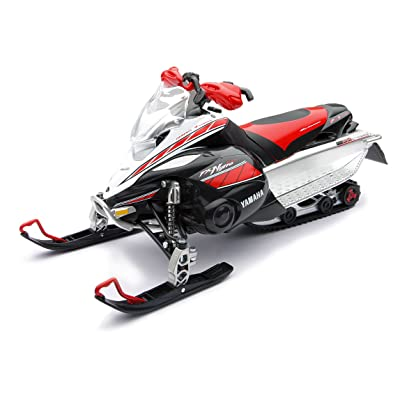 NewRay 42893A Yamaha FX Model Snowmobile: Toys & Games