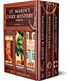 St. Marin's Cozy Mystery Series Box Set - Volume 1 : Books 1-3