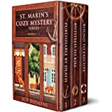 St. Marin's Cozy Mystery Series Box Set - Volume 1 : Books 1-3