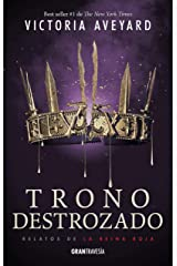 Trono destrozado (La reina roja) (Spanish Edition) Kindle Edition