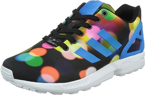 Adidas Damen ZX Flux Floral Torsion City Sneaker: