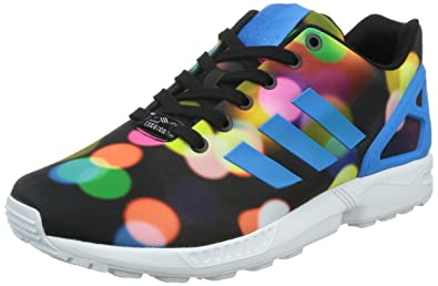 Adidas Damen ZX Flux Floral Torsion City Sneaker