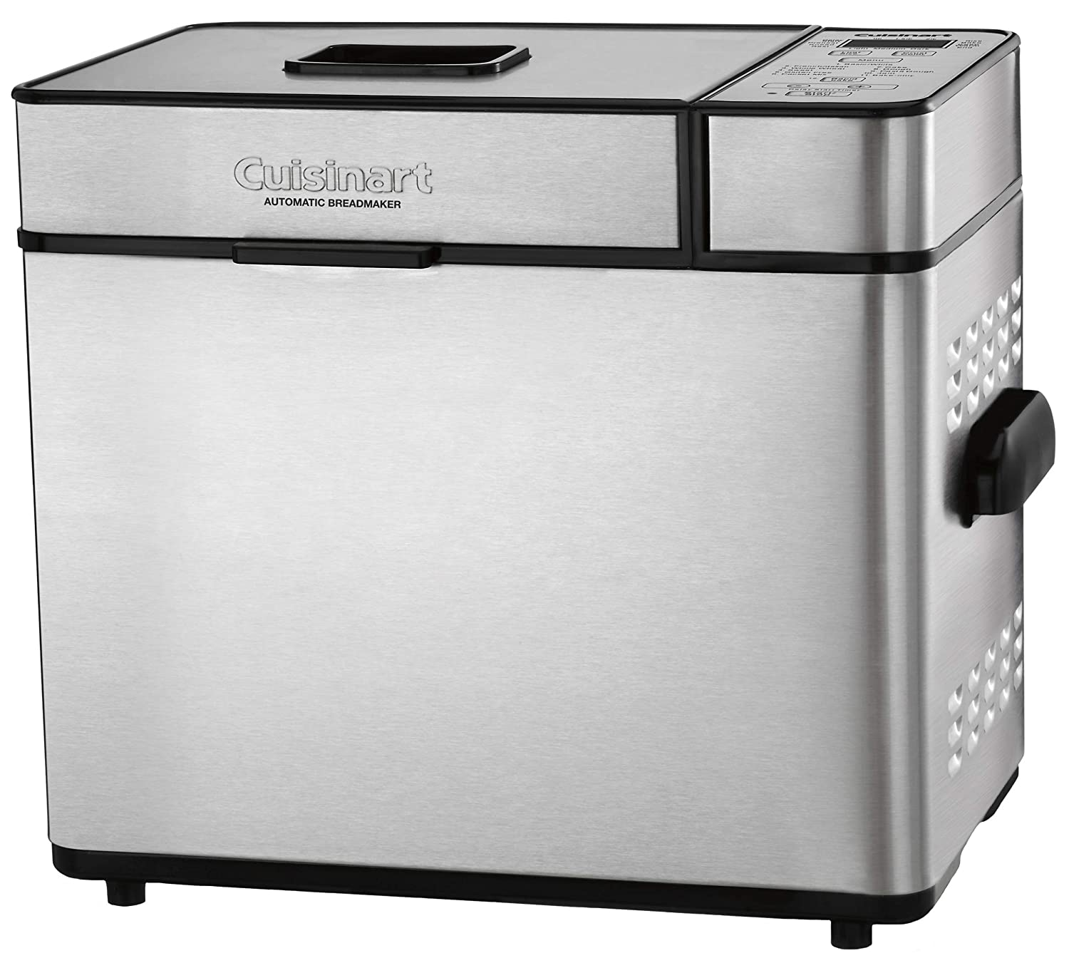 Cuisinart CBK-100SS Bread Maker, Automatic, Brushed Stainless