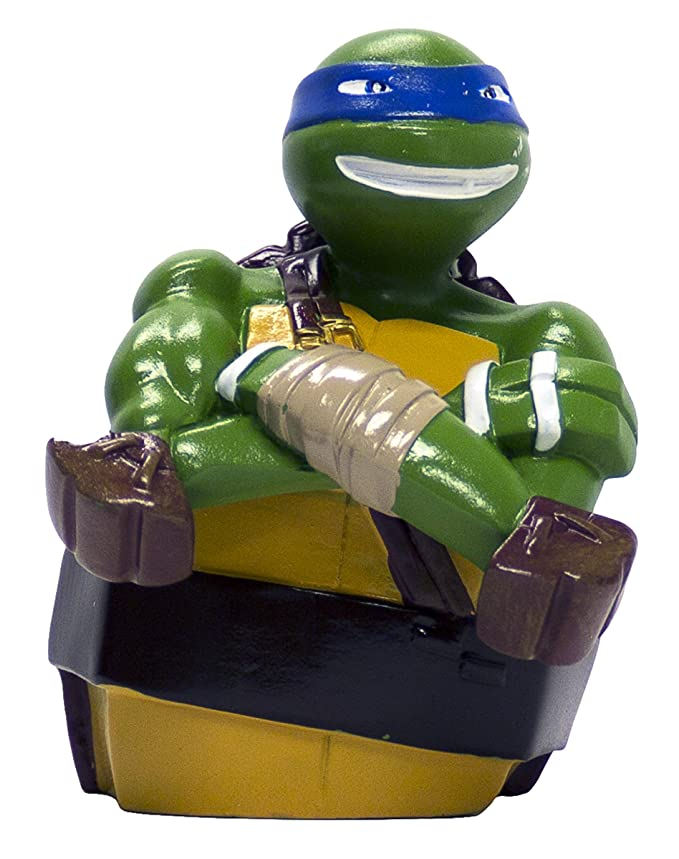 Nickelodeon Teenage Mutant Ninja Turtles Resin Shower Curtain Hooks Jay Franco And Sons Inc JF01531WMCD