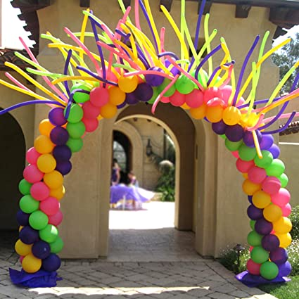 Amazon.com: Efavormart Balloon Arch Stand Kit For Wedding Event ...