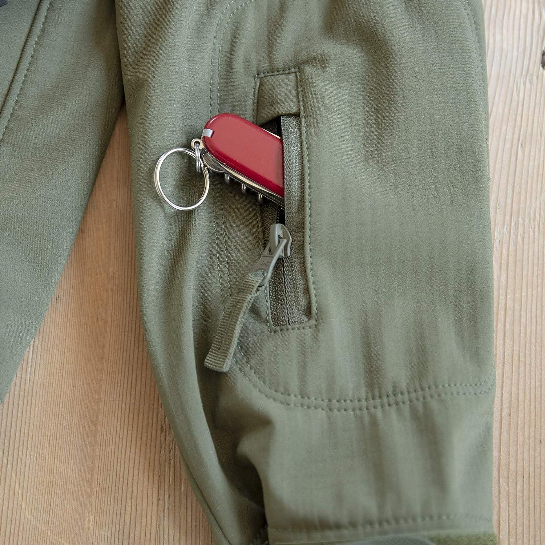 Pentagon Artaxes Mens Softshell Jacket Black