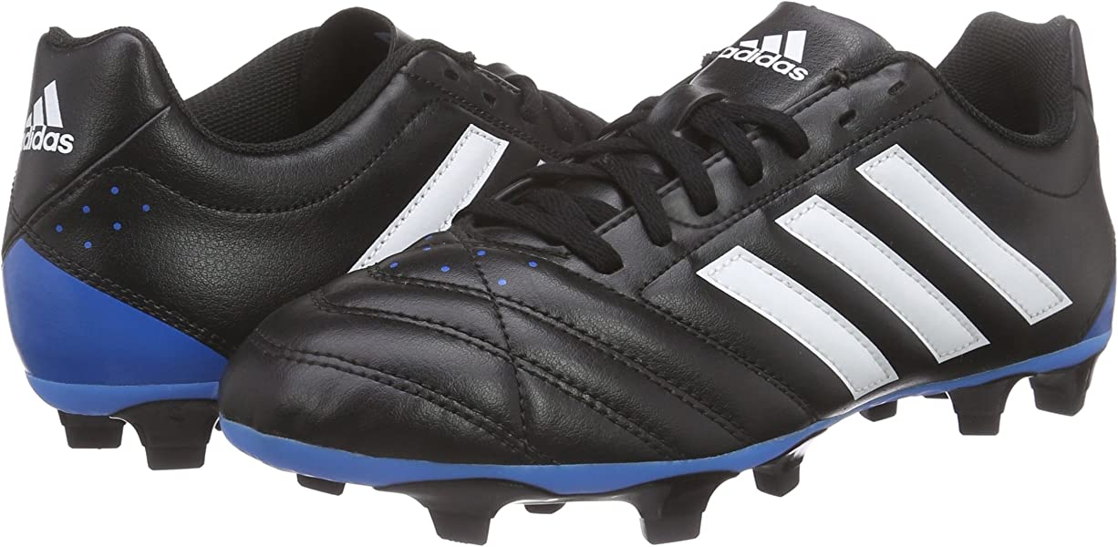 new concept b4174 c9992 adidas Goletto V FG, Mens Football Boots, Multicolor (Core BlackFtwr White.  Back. Double-tap to zoom