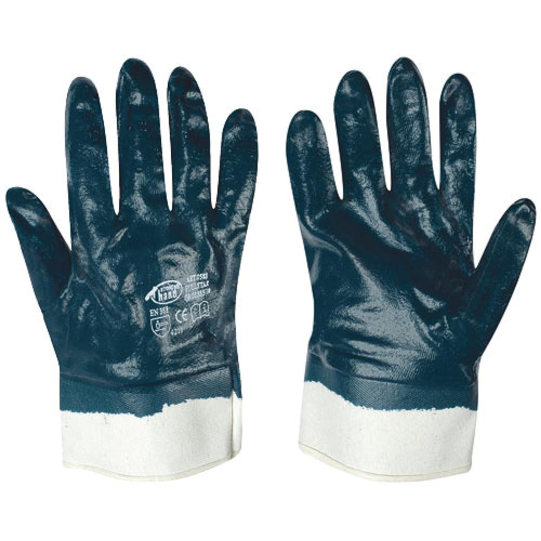 Nitril beschichtete Handschuhe FULLSTAR Gr.10 72 Paar