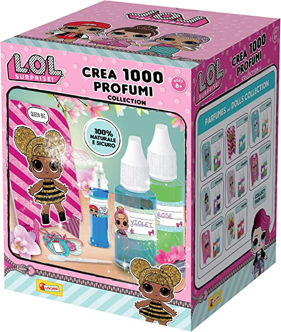 Lisciani Giochi LOL Surprise 1000 Profumi Collection, Multicolore, 69478