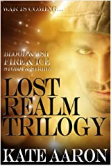 The Lost Realm Trilogy: Blood & Ash, Fire & Ice, Storm & Strike Kindle Edition