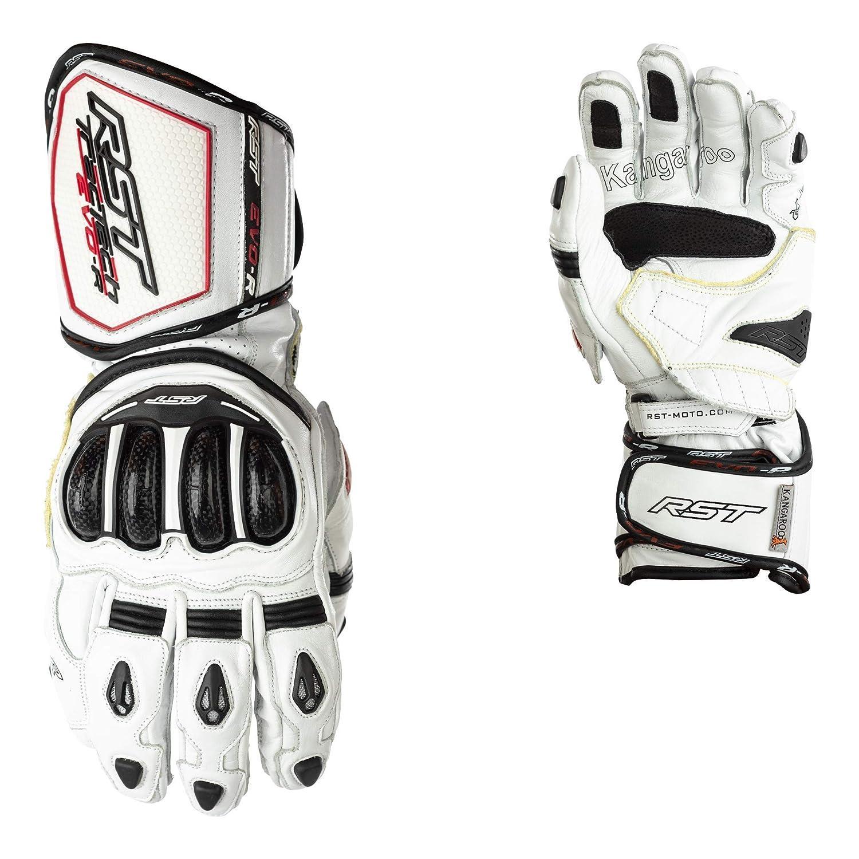 RST Glove Tractech Evo R CE Black//Black 10