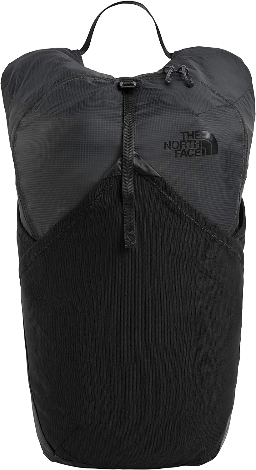 The North Face Flyweight Pack OS Asphalt Grey//TNF Black