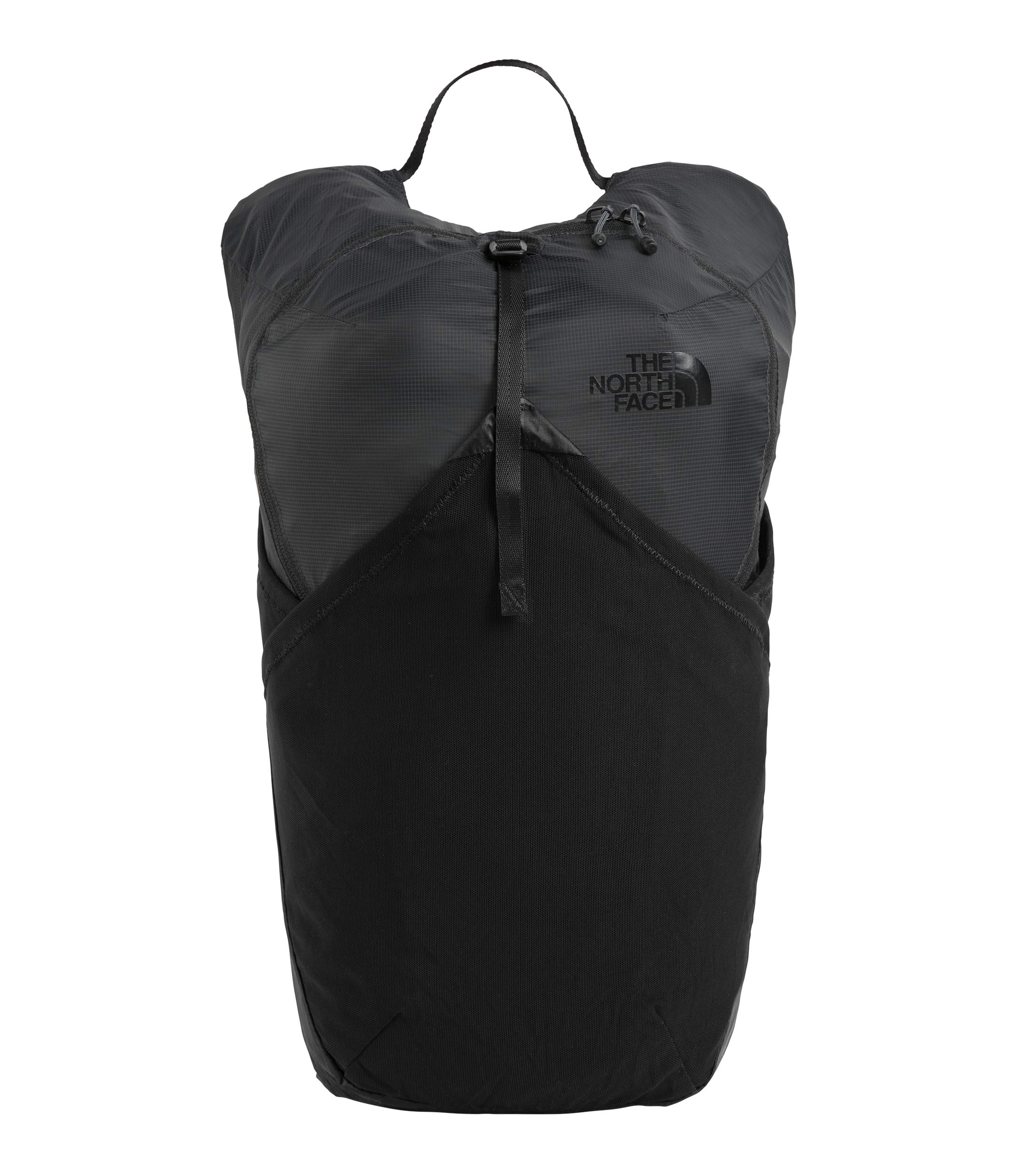The North Face Flyweight Pack, Asphalt Grey/TNF Black, OS by The North Face