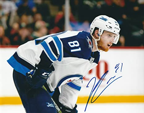 watch 2bfb6 397e9 Autographed Kyle Connor 8x10 Winnipeg Jets Photo w/ COA at ...