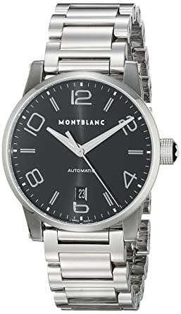 bd9168fe65f Image Unavailable. Image not available for. Color  Montblanc Timewalker  Date Automatic ...