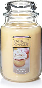 Yankee Candle Large Jar Vanilla Cupcake