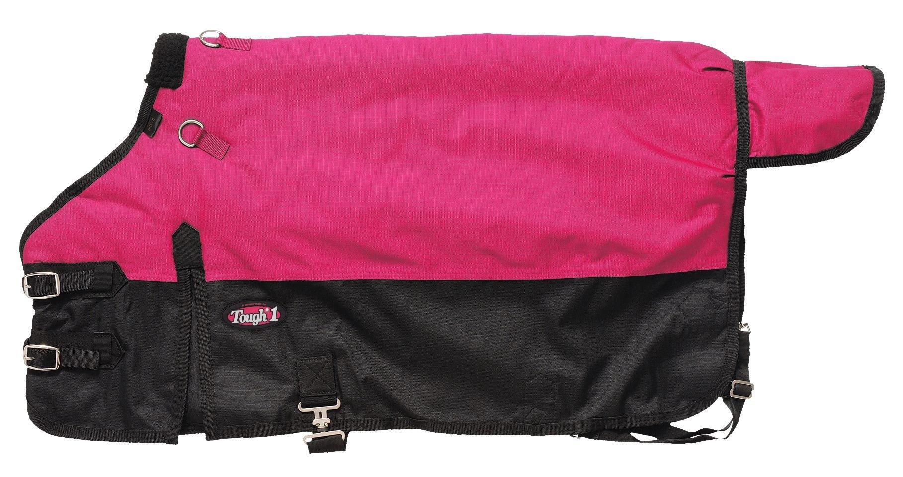 Tough 1 Polar 600D Waterproof Poly Foal Blanket, Pink, Medium