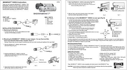 Beamshot BS1000S/B-M1_A product image 3